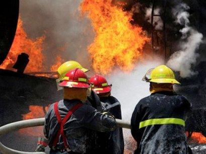 Устранен пожар на газопроводе в Иране
