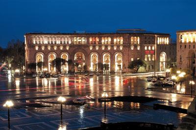 Возможности бизнеса Армении - директор гостиницы