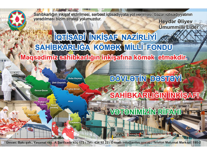 Объемы льготного кредитования бизнес проектов в Азербайджане на 2014 год