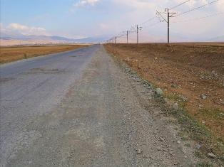 К 201 году будет завершено сторительство автотрассы Варденис - Карабах