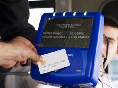 Азербайджан огласил сроки запуска новой системы оплаты за проезд в общественном транспорте