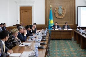 В Казахстане представят Генеральную схему организации территории страны