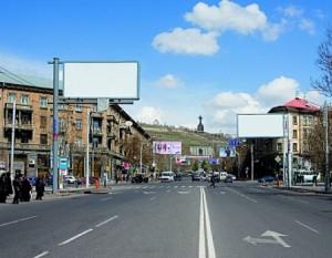 В Ереване перекроют все дороги