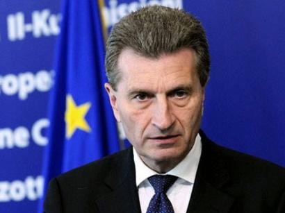 Баку посетит председатель по энергетике