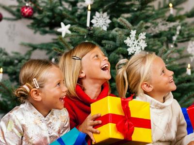 Маленькие ереванцы получили от мэра города новогодние сюрпризы