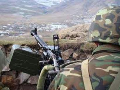 Вооруженные силы Армении продолжают нарушать режим прекращения огня