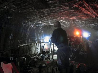 В Грузии на угольной шахте имени Миндели (Западная Грузия) погиб человек