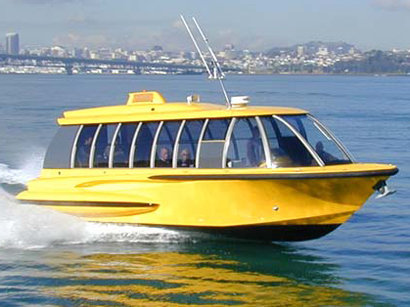 В скором времени в Азербайджане должно появиться морское такси