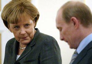 Путин и Ангела Меркель пришли к соглашению касательно Украины