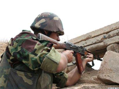 Минувшей ночью вооруженные силы Армении на ряде направлений нарушили договор о прекращении огня