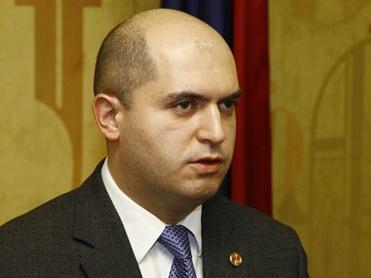 В Армении было решено отменить в понедельник все занятия из – за непогоды