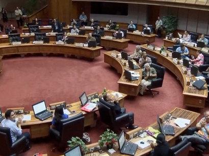 Палатой представителей штата Гавайи ( США) была принята резолюция, которая полностью поддерживает территориальную целостность республики Азербайджан