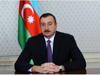 В Азербайджане действует свобода слова – президент Ильхам Алиев