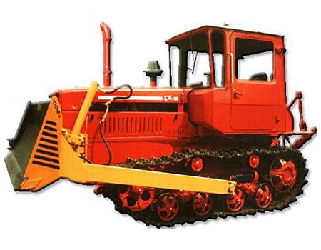 Трактор ДТ-75 на сайте dt-75com