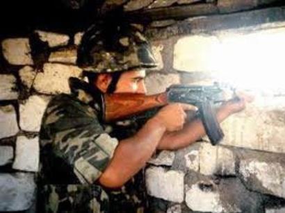 Армянские вооружены силы все еще продолжают нарушать договор о прекращения огня