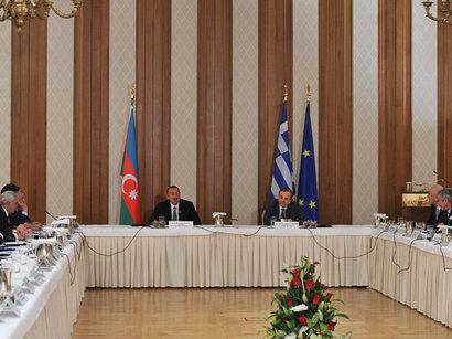 Президент Азербайджана выехал с рабочим визитом в Афины для встречи с деловыми высокопоставленными людьми