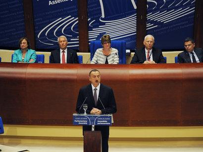 Президент Азербайджана рассказал, что в его стране полностью обеспечиваются все свободы