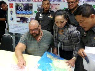 В Таиланде арестовали русского мафиози Басмача, главаря банды, у котрого обнаружили поддельный паспорт гражданина Армении