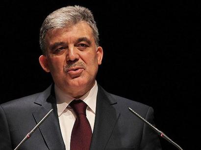 Абдуллах Гюль, президент Турции, вновь выдвигать свою кандидатуру в президенты страны не будет