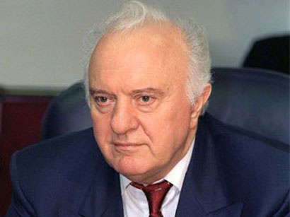 Вчера скончался Эдуард Шеварднадзе, бывший президент Грузии