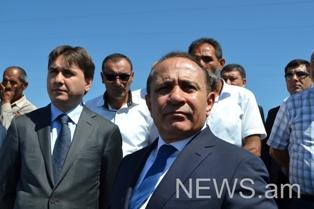 Жители Ширакской области не дали премьер – министру Армении спокойно отбыть с рабочим визитом в область