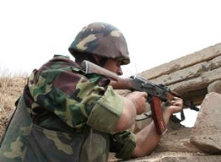 На границе Нагорного Карабаха и Армении убили азербайджанского диверсанта, также погиб армянский офицер