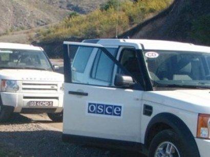 Завтра ОБСЕ приняло решение провести следующий, важный мониторинг на линии соприкосновения войск Армении и войск республики Азербайджан