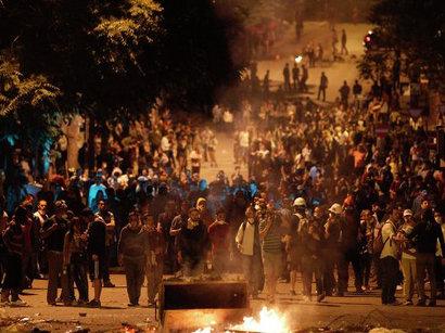 Министерство иностранных дел Турции призывает своих граждан прекратить протестные акции