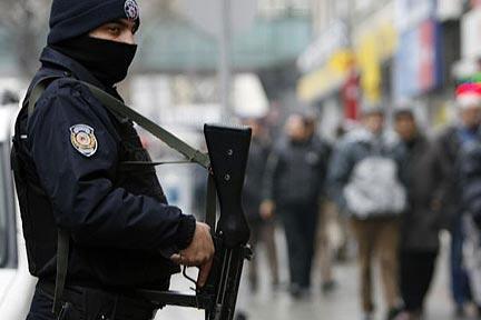 В Стамбуле спецслужбами предотвращен очередной террористический акт