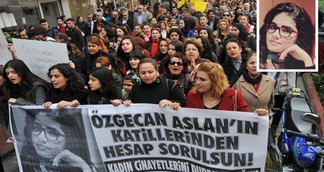 В Турции от преступника, убившего студентку, требуют смертной казни